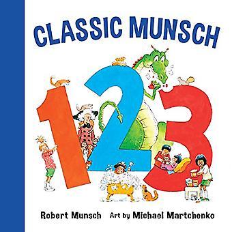 Classic Munsch 123 by Robert Munsch - 9781773212463 Book