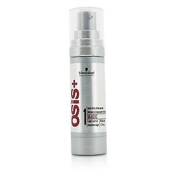 Schwarzkopf Osis + Magic Anti-Frizz Shine Serum (Lichtsteuerung) 50 ml/1,7 oz