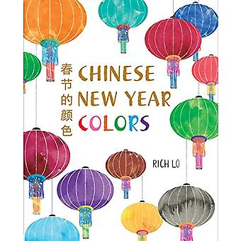 Chinese New Year Colors by Richard Lo - 9780823443710 Book