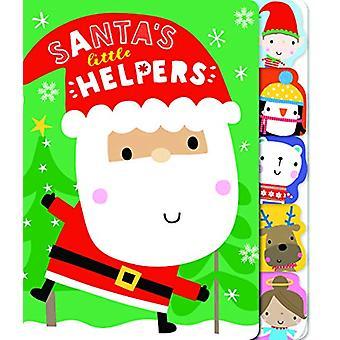 Santa's Little Helpers by Dawn Machell - 9781786925053 Book