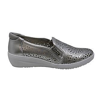 Anne Klein Womens Yvette Closed Toe Casual Espadrille Sandals