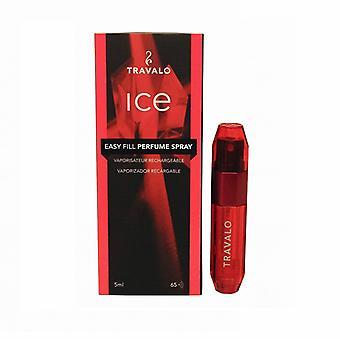 Travalo - Ice Red - Eau De Toilette - 5ML