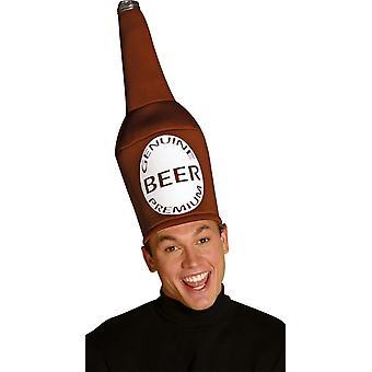 Öl flaska hatt