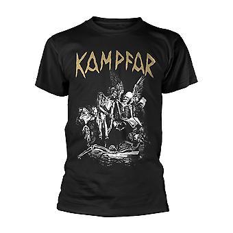 Kampfar Death Officiel Tee T-Shirt Mens Unisex