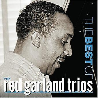 Red Garland - Best of the Red Garland Trios [CD] USA import