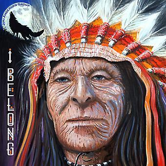 I Belong [CD] USA import