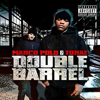 Torae & Marco Polo - Double Barrel [CD] USA import