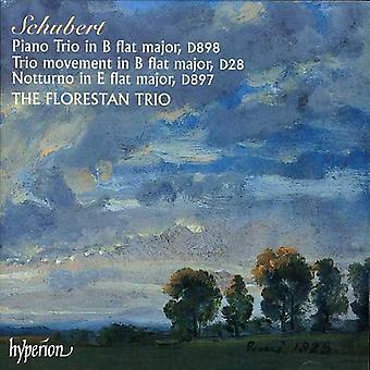 F. Schubert - Schubert: Piano Trio; Trio Movement; Notturno [CD] USA import