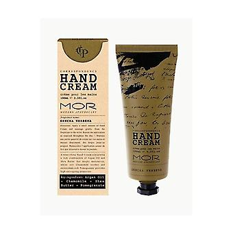 Mor Hand Cream 100Ml Sencha Verbena