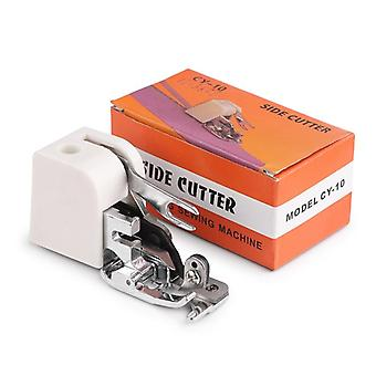 Side Cutter Overlock Presser Foot For Brother Singer Household Sewing Machine