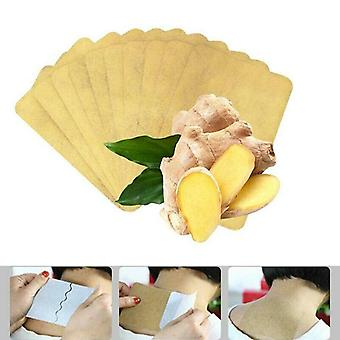 Ginger Detox Patch Body, Dureri de gât Relief - Ginger Adeziv Pads