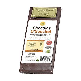 O'Souchet dark chocolate: 18% organic tiger nut 100 g