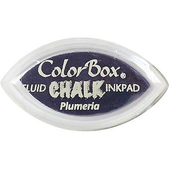 Clearsnap ColorBox Kritt Blekk Katt's Øye Plumeria