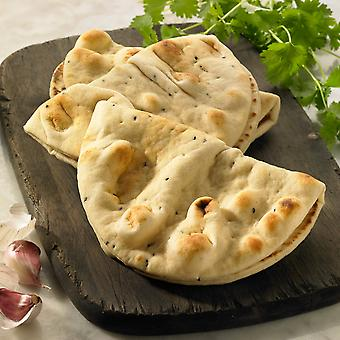 Baked Earth Frozen Large Folded Naan Breads