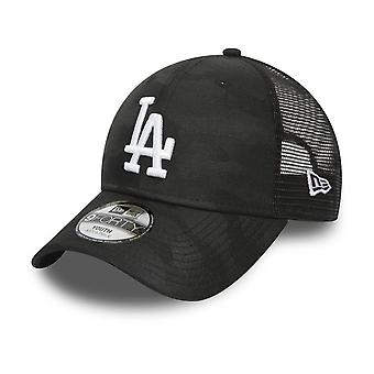 Ny Æra 9Forty Kids Trucker Cap - Los Angeles Dodgers camo