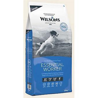 Wilsons Lucrător esențial - 15kg
