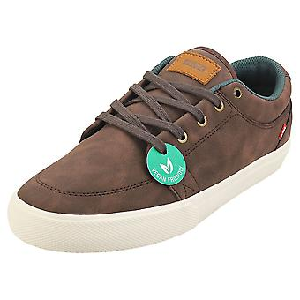 Globe Gs Mens Casual Trainer in Braun