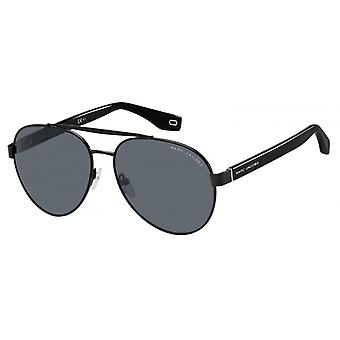 Sunglasses Unisex Pilot robust black