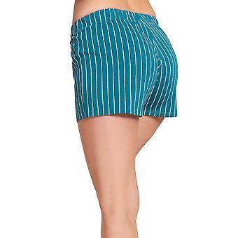 Rösch vara glad! 1202143-11644 Kvinnor's Bensin Pyjama Kort
