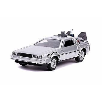 Back to the Future 2 Delorean 1:32 Scale Hollywood Ride