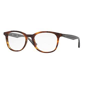 Ray-Ban RB5356 5607 Óculos Brilhantes Havana