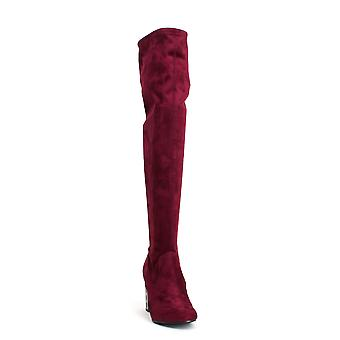 Carlos by Carlos Santana   Quantum Over-The-Knee Boots