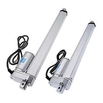 Atonte Linear do Motor DC - 300mm/250mm, 12v/24v Curso