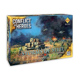 Conflict of Heroes Storms of Steel 3rd Edition Board Game