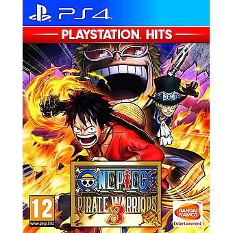 One Piece Pirate Warriors 3: Playstation Hits JEU PS4