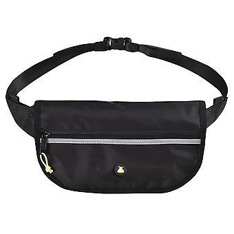 Bumbag Co Folder Bag - Black