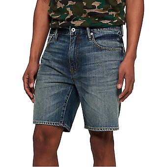 Superdry Conor Taper Shorts - Byrom Mid Vantage