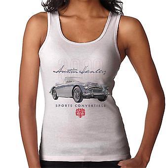Austin Healey 3000 Cabrio British Motor Heritage Damen's Weste