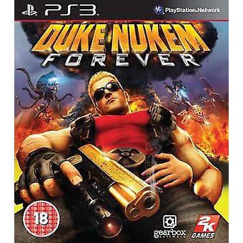 Duke Nukem Forever PS3 Game