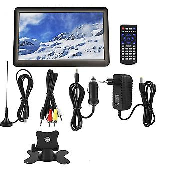HD Led DVBT2/dvbt Analog Portable Mini Tv, Podpora H265/hevc Dolby Ac3 Hdmi
