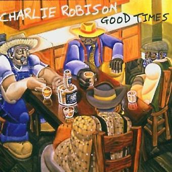 Charlie Robison - Good Times [CD] USA import