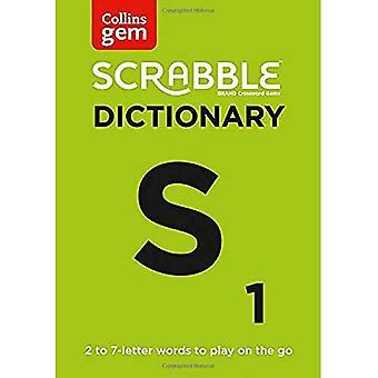 Scrabble Dictionary Gem Edition: Le parole da giocare in movimento (Collins Gem) (Collins Gem)