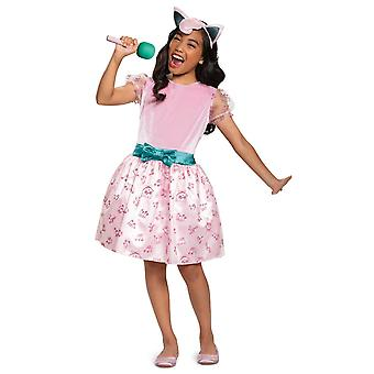Girl's Jigglypuff Costume