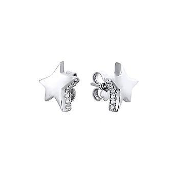 Charlotte Star timantti korvakoru