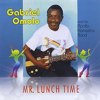 Gabby Omolo - Mr Lunch Time [CD] USA import
