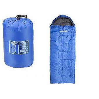 Summit Junior Cowl Sleeping Bag Azul