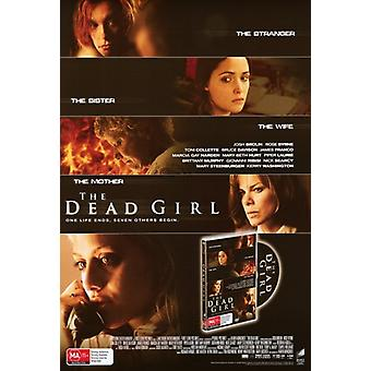 the Dead Girl Movie Poster (11 x 17)