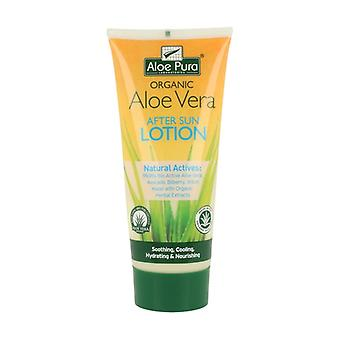 After Sun Aloe Vera Lotion 200 ml of gel