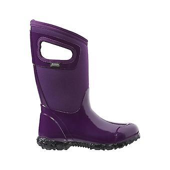 BOGS Neoprene Wellies Purple