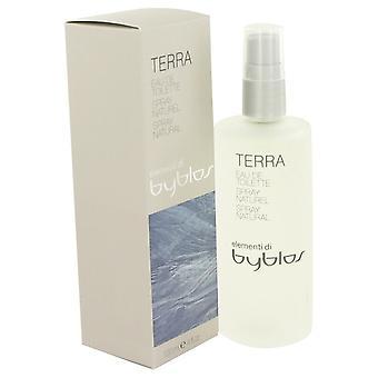 BYBLOS TERRA av Byblos Eau De Toilette Spray 4.2 oz/125 ml (kvinnor)