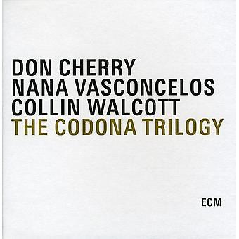 Cherry/Walcott/Vasco - Codona Trilogy [CD] USA import