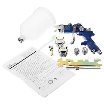 Professional Air Spray Gun, Paint Sprayer Gravity Feed Airbrush Kit