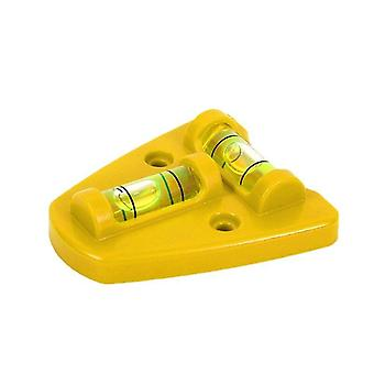 T-type Spirit Level Bubble For Machines Furniture Tripods Camera