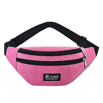 Borsa oxford in vita in stoffa, Fanny Pack Sports, Viaggi, Outdoor, Borsa toracica e