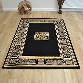 Da Vinci Teppiche 57801 3233 In schwarz