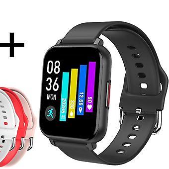 1.55'' Full Touch Waterproof Sport Fitness Tracker Smartwatch